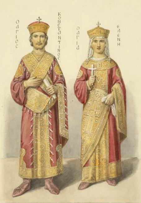 Imparatul bizantin Constantin al VII-lea