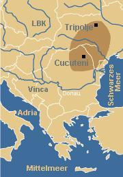 Arialul civilizaţiei Cucuteni