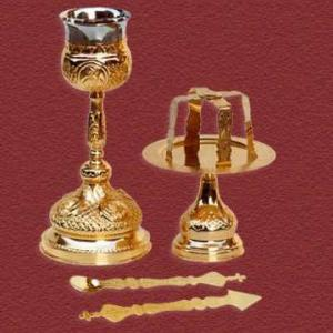 Sfinte Vase din altar